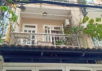 Bán nhà hẻm xe hơi thông đường Đồng Xoài, nhà đẹp khu dân trí cao, LH: 0932903606