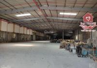 X37 + Cho thuê xưởng Tân An, giáp Hố Nai 3. Cách trục đường DT 767 chỉ hơn 1km