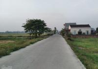 Bán lô đất mặt đường Trinh Nữ, Hồng Khê, Bình Giang, Hải Dương, giá bán: 850tr/1 lô. LH: 0969974055