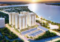 Chính chủ cần bán gấp căn 2PN dự án Q7 Riverside 74m2 góc view hướng nam khu biệt thự và sông