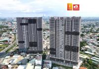 Căn hộ mặt tiền Phạm Văn Đồng, đóng 30% nhận nhà ở ngay, giá CĐT, CK150tr, vay 0%LS. LH: 0938938612