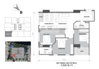 Quỹ căn chuyển nhượng 3PN - 85 - 91m2 giá đang tốt nhất tại Startup Tower 91 Đại Mỗ, 0901254222