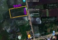 Chính chủ bán gấp gần 6.000m2 khu dân cư Củ Chi, gần TL8 cao tốc Mộc Bài