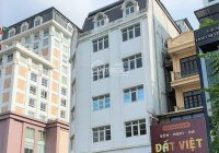 Cho thuê nhà mặt phố Văn Cao Ba Đình DT 90m2 5 tầng MT 6m spa showroom nha khoa văn phòng giá 70tr
