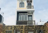Nhà phố Bình Tân, 1 trệt 3 lầu, 4PN, 5WC, sổ hồng riêng (4 tỷ 3)
