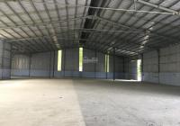 Cho thuê kho xưởng 1500 - 3000m2 tại Khánh Bình, Tân uyên, Bình Dương, chuyên nhà xưởng giá rẻ