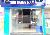 Cho thuê cửa hàng nhà D3 khu TT TXB quận Thanh xuân mặt tiền 4m, dt 28m2, mặt ngõ 5 Khuất Duy Tiến