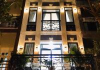 Tòa nhà MT Nguyễn Thái Bình, Q1. DT = 6x19m nở hậu=8.5m Hầm 6T hẻm sau 12m mới xây chỉ 420tr/m2