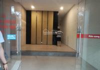 Cho thuê nhà KĐT Yên Hòa, mặt đường Trần Kim Xuyến - Cầu Giấy. DT 80m2, 4 tầng, MT 5m full đồ