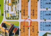 Kẹt tài chính bán gấp lô góc trong KDC Tân Đô, DT 155m2 giá rẻ sổ sẵn
