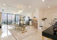 Bán căn hộ view Đông Nam lầu cao thoáng đẹp, Sun Village 98m2, 2PN, giá 4,2 tỷ, call 0909.268.062