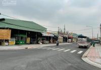 Bán cặp lô góc 2MT đối diện chợ Đồng Phú, KDC Thuận Giao, Thuận An, Bình Dương. Buôn bán vip