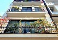 Cho thuê nhà mặt phố Mai Anh Tuấn view trọn hồ Hoàng Cầu, DT: 65m2 x 5.5 tầng MT: 6m5, giá: 40tr/th