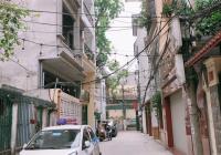 Bán căn hộ cho thuê Đội Cấn, Ba Đình DT 95m2 x 7T thang máy, cho thuê KD 30tr. Giá: 12.5 tỷ