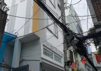 Nhà cần bán DT 6x9m, 03 lầu + sân thượng, hẻm Trần Quang Diệu, P14, Q3, TP HCM