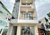Cho thuê nhà mặt tiền Nguyễn Hữu Cảnh Bình Thạnh, 5.9 x 18m, nhà mới đẹp, thuận tiên mở VP, spa