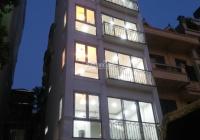 Cho thuê nhà mặt phố mới xây ở Võng Thị, 6 tầng hay từng tầng, có thang máy, sàn 35m2, MT 6m