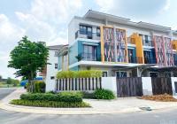 Nhà phố liền kế Sun Casa Central MT Dân Chủ, bất động sản liền kề KCN VSIP II mở bán giá CĐT