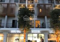 Chính chủ cho thuê lô shophouse liền kề DT 99m2 The Manor Central Park ĐL Hoàng Mai, LH 0961668985