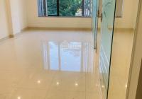 Cho thuê nhà MP Mai Anh Tuấn 65m2 x 5 tầng, MT 6m, nhà mới đẹp, view hồ, có thang máy gía: 39tr/th