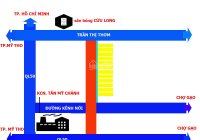 Tiếp nhận thông tin KDC mới Tân Mỹ Chánh - Tiền Giang. 0901090171