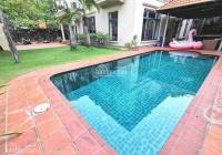 Cho thuê biệt thự P. Thảo Điền, Quận 2. DT 650m2, hồ bơi, sân vườn rộng đẹp