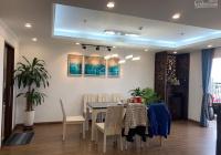 Chính chủ bán căn hộ aqua central 44 yên phụ 116m2 3 phòng ngủ full đồ tầng trung giá 9 tỷ