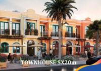 Bán căn shophouse 6x25m, đường 24m, cho thuê 45 triệu/tháng, giá 10,4 tỷ, 0944599091
