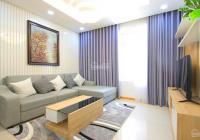 Cho thuê căn hộ chung cư Botanic, 2 phòng ngủ, lầu cao view Landmark 81 tuyệt đẹp giá 15 triệu/th