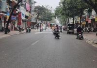 Bán nhà mặt phố, phường Ngọc Lâm, Long Biên 100 m2, mặt tiền 7 m, giá 21.9 tỷ