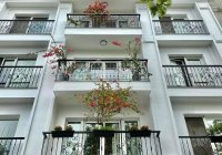 Bán nhà 8 tầng 3 mặt thoáng, mặt phố Vũ Miện, làng Yên Phụ, Tây Hồ, Hà Nội, DT 100m2, mặt tiền 12m