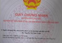 Đất sào 1600m2, giá 440 triệu tại Xuân Trường, Xuân Lộc, Đồng Nai