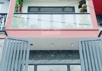 Tôi chính chủ bán căn nhà 3 tầng 4PN, sân thượng TP. Thủ Đức, đã hoàn công, giá rẻ 3.98 tỷ, H. Đông