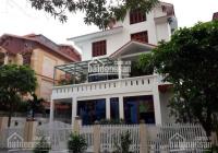 Cho thuê biệt thự KĐT Pháp Vân - DT: 286 - 320m2 - mặt đường Trần Thủ Độ