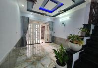 Chính chủ bán nhà HXH 45m2, 3 tầng, nở hậu đẹp 4.5 tỷ phường 8, Gò Vấp