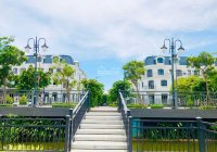 Cần cho thuê nhà phố khu Lakeview City hoàn thiện cơ bản, giá 20tr/th. LH 0911867700