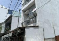 Cho thuê nhà 4x15m =60m2 một trệt 3 lầu + tum trên đã làm thanh kho