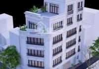 Cần bán nhà mặt phố Văn Miếu, DT 91m2, lô góc, mặt tiền khủng, xây 6 tầng thang máy