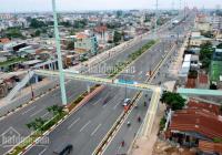 Bán nhà 3 mặt tiền đại lộ Phạm Văn Đồng, quận Gò Vấp, 42x40m, GPXD 1 hầm, 12 lầu, giá 230 tỷ TL
