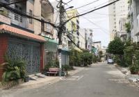 Nhà góc 2MT Cư Xá Phú Lâm B, phố ẩm thực Quận 6. DT: 4,5x12m