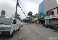 Quận Hoàng Mai - hơn 280m2 đất mặt phố - 10m2 mặt tiền - lô góc - đường to khủng - hơn 60tr/m2