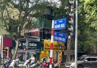 Hạ chào 10 tỷ - MP Trần Hưng Đạo - Hoàn Kiếm, ô góc 220m2 x 6 tầng MT 12m giá 150 tỷ. LH 0902818885