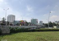 View góc 2 MT hướng sông. Điện Biên Phủ & Trường Sa, DT 20 x 30m, CN 288m2 xây được 10 tầng