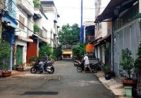 Bán nhà hẻm 8m Nguyễn Quý Anh, P. Tân Sơn Nhì, Q. Tân Phú, DT 4x14m, 1 lầu, gía 6.35 tỷ TL