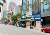 Bán nhà mặt phố Đội Cấn sát phố Giang Văn Minh DT 101m2 x 5T, MT 5.56m căn góc đẹp nhất phố giá TL