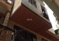 Bán toà chung cư mini 6 tầng thang máy ô tô vào nhà phố Kim Đồng, giá 11,8 tỷ