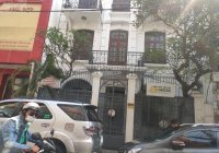 Cho thuê nhà hẻm 8m 185 đường 3 Tháng 2 đối diện nhà hát Hòa Bình, thông qua Điện Biên Phủ, Quận 10