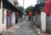 Bán gấp 87m2 đất Kẻ Tạnh, Giang Biên, oto vào - đường nhựa thông