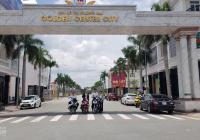 Đất mặt tiền Quốc Lộ 13 - ngay trung tâm thị xã Bến Cát - Bình Dương - Dự án Golden Center City