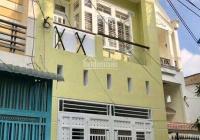 Nhà 1 lầu đường Huỳnh Văn Trí, Bình Chánh - 59m2 sổ hồng riêng - 0918698852